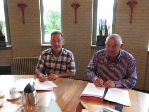 handtekening SKOH Stoom en Gemeente